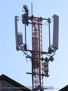 Базовые станции системы сотовой радиосвязи GSM