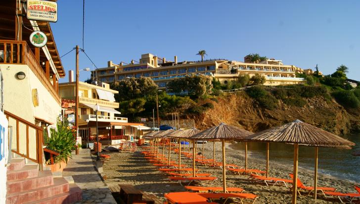 Роуминг TELE2 в Греции - остров Крит, Агия Пилагия