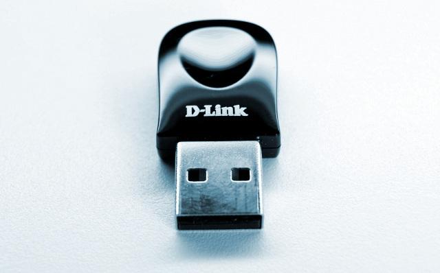 USB-адаптер D-link DWA-131