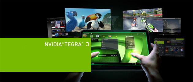 Nvidia Tegra 3 — мощь пяти ядер в твоем смартфоне