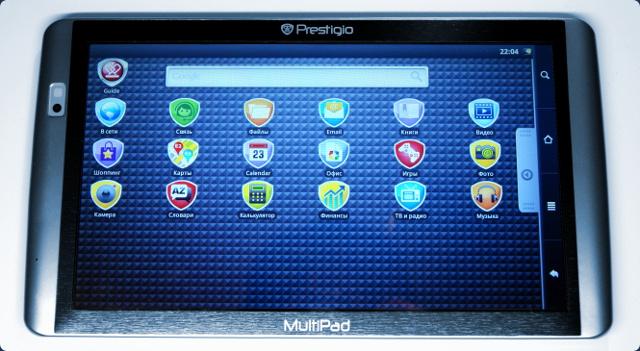 Prestigio MultiPad PMP7100C