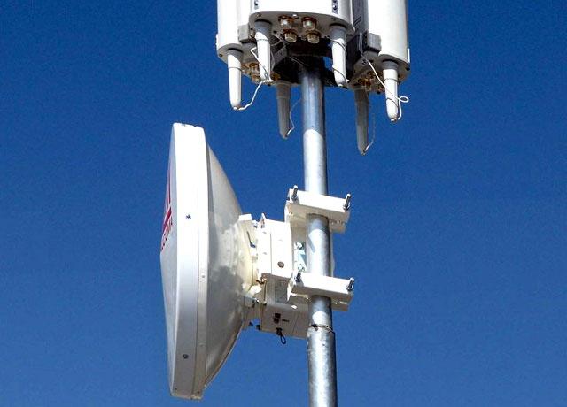Свыше 90% БС в сети «Tele2 Россия» подключены к сети по радиорелейной связи