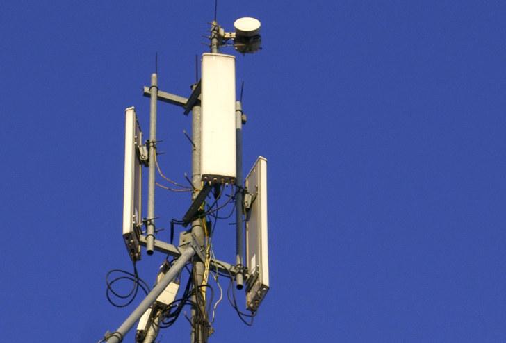 Антенны базовой станции TELE2 на Комендантском проспекте