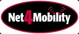 Логотип Net4Mobility
