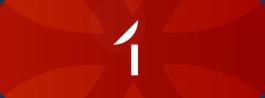 Логотип канала LTV1