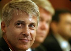 Матс Гранрид, президент Tele2 АВ